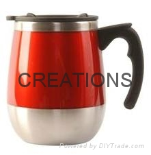 19OZ Double Wall Stainless Steel Mug  CT-BD2316 3