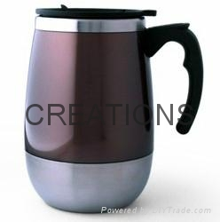 22OZ Stainless Steel Travel Mug 1