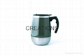 22OZ Stainless Steel Travel Mug 2