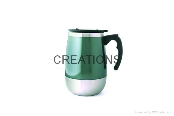 22OZ Stainless Steel Travel Mug 3