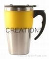 12OZ Double wall Stainless Steel Cofee Mug 2
