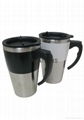 12OZ Double wall Stainless Steel Cofee Mug 4