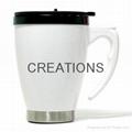 12OZ Double wall Stainless Steel Cofee Mug 5