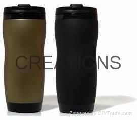 10OZ Double Wall Plastic PP Mug 3