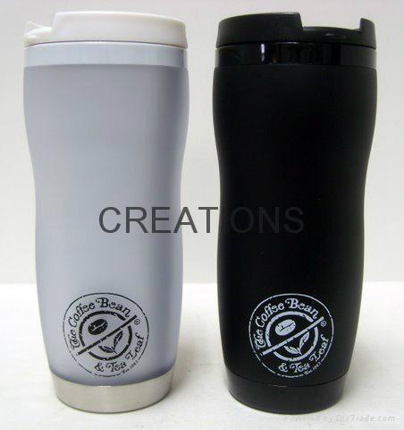 10OZ Double Wall Plastic PP Mug 5