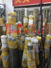 惠州海天注塑機料筒組合