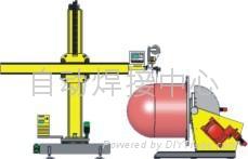 自動焊接中心  焊接十字架