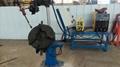 Tube and flange welding machine  5