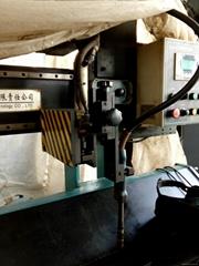 钢板拼接焊接设备
