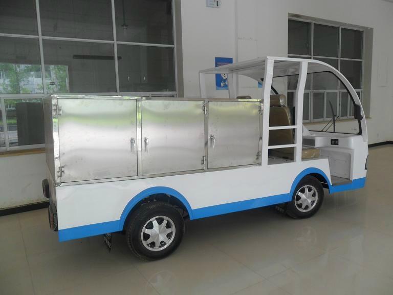 云南昆明四轮电瓶送餐车 3