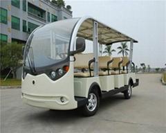 雲南校園接送四輪電池觀光車
