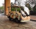 雲南昆明旅遊觀光四輪電瓶接送車