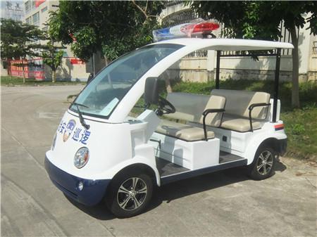 雲南昆明旅遊觀光四輪電瓶接送車 5