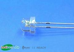 F4.8直插式小草帽LED灯珠