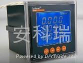 安科瑞數顯數顯電流表PZ96-AI3價格 廠家 型號