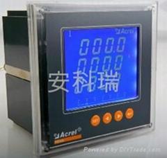 安科瑞數顯單相電流表PZ72-AI價格 型號 廠家