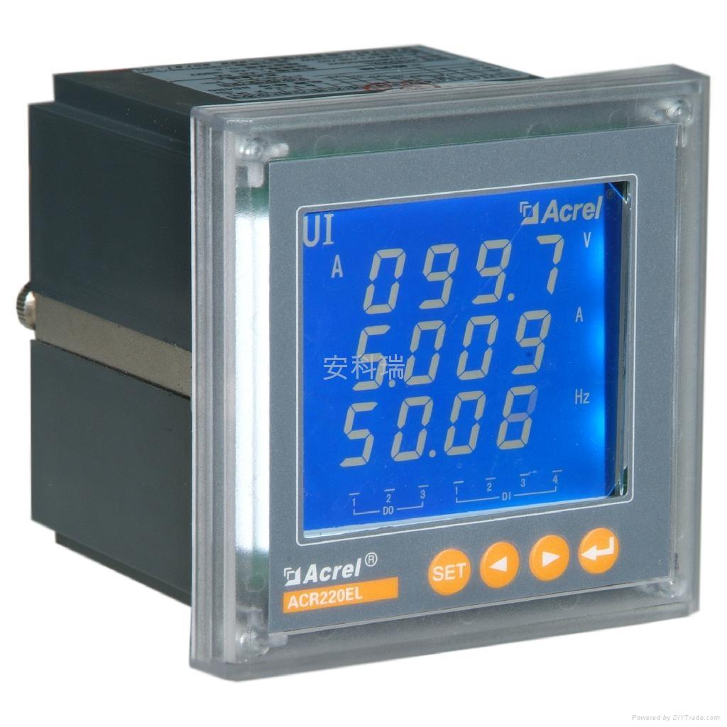 無錫 復費率多功能表 ACR220EFL哪家有賣 1