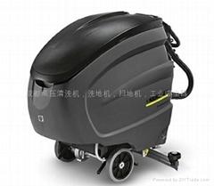 西安汽车厂洗地吸干机