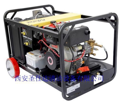 贵州水泥厂高压清洗机 3