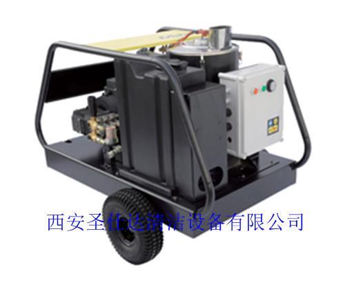 贵州水泥厂高压清洗机 2