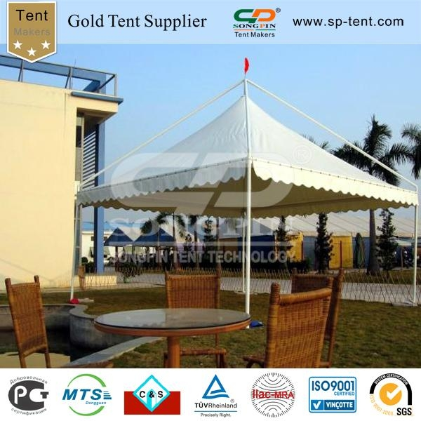 5x5m gazebo canopy tents for multipurpose sports events conneced together 1