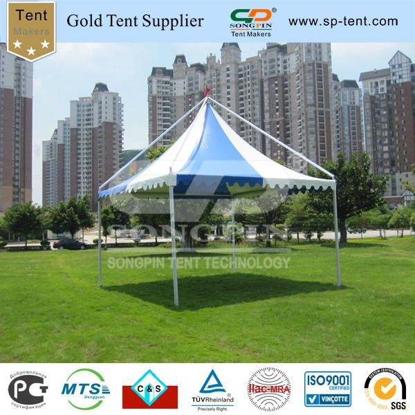 5x5m gazebo canopy tents for multipurpose sports events conneced together 2