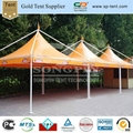 5x5m gazebo canopy tents for multipurpose sports events conneced together 3