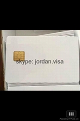 J2A040 40KB Credit Chip card
