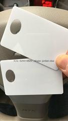 NY ID white cards