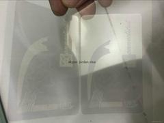 CT DL overlay hologram