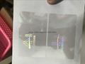 New Michigan  state ID  overlay hologram
