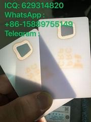 Canada PRC card