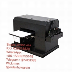 Machine For NY Card Signature UV