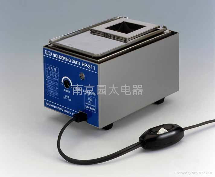 日本石崎制作所电机热风枪 2