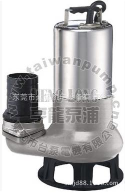 线路板厂废水/电镀废水专用无堵塞排污泵 1