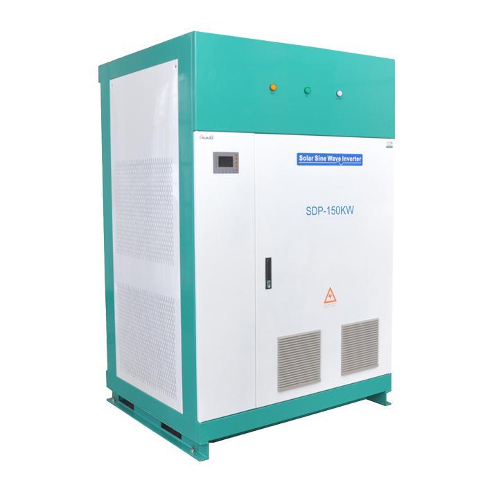 三相大功率离网逆变器100KW带工频隔离变压器型 1