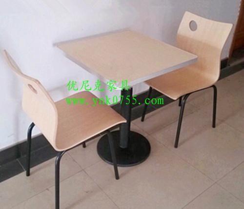 廣東省快餐桌椅  廠家,高檔快餐桌椅供應商質優價廉 2