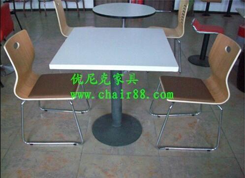 歐式風餐廳桌椅-茶餐廳桌椅-快餐桌椅大全 1