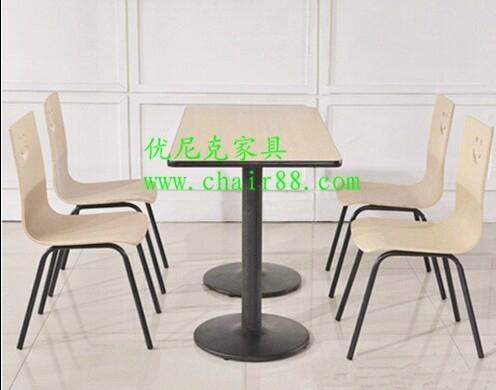 歐式風餐廳桌椅-茶餐廳桌椅-快餐桌椅大全 2