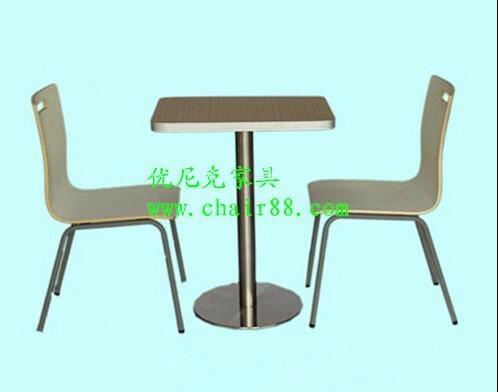歐式風餐廳桌椅-茶餐廳桌椅-快餐桌椅大全 3
