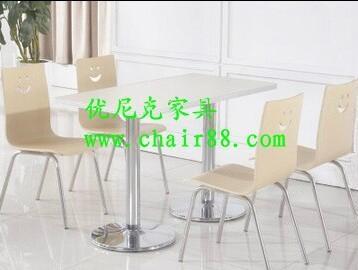 拉麵館快餐桌椅,小吃店快餐桌椅,高檔餐廳桌椅 1