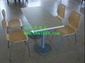 拉麵館快餐桌椅,小吃店快餐桌椅,高檔餐廳桌椅 3