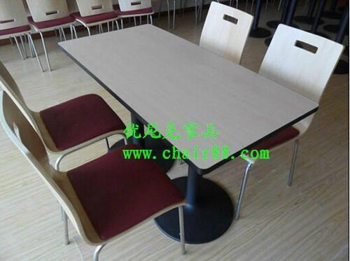 拉麵館快餐桌椅,小吃店快餐桌椅,高檔餐廳桌椅 4