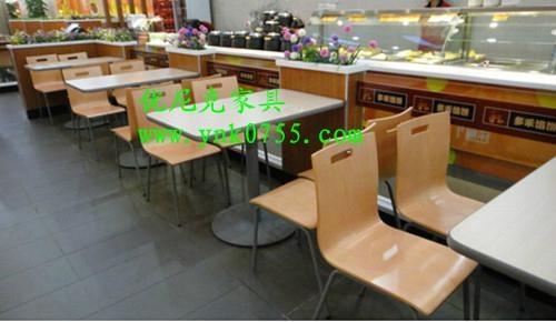 定做茶餐廳桌椅 1