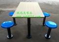 定做茶餐廳桌椅 4