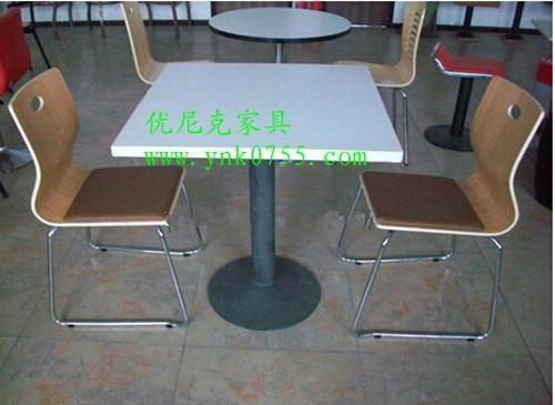 2019廠家直銷中高檔餐廳桌椅-餐飲桌椅廠家直銷 5