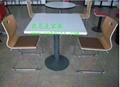 定做茶餐廳桌椅 5