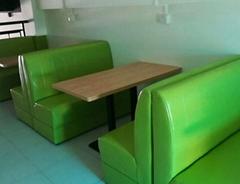 九毛九餐厅桌椅工厂直销