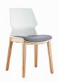 實木餐廳桌椅,港式餐廳桌椅,飲品店快餐桌椅供應商 2