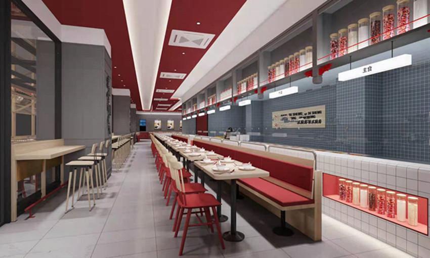 實木餐廳桌椅,港式餐廳桌椅,飲品店快餐桌椅供應商 3